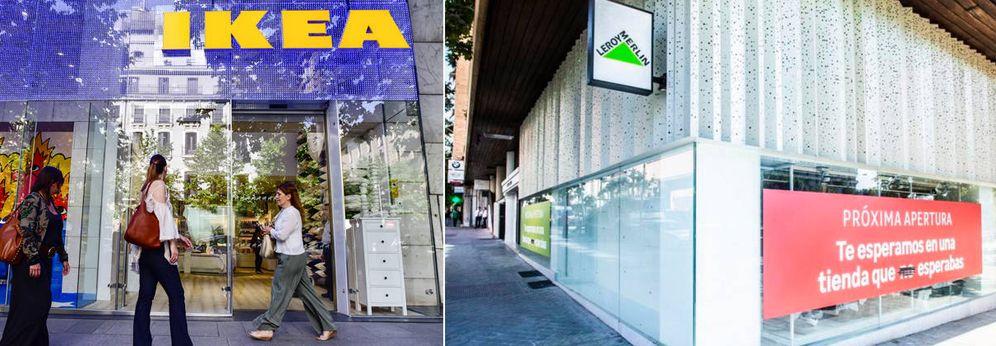 Decoración Ikea Y Leroy Merlin Arrancan La Batalla Por Conquistar