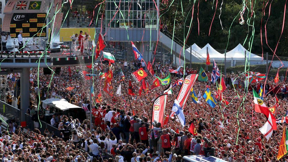 Cómo vamos a quitar Monza por una mierda de cuestión de dinero