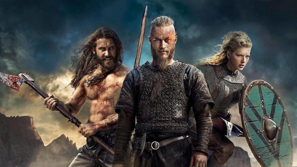 Resultado de imagen de los vikingos