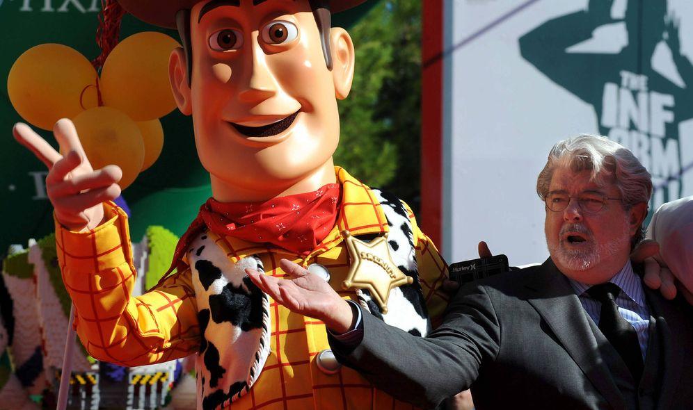 Foto: George Lucas se hace de oro con Disney al embolsarse 2.200 millones por sus acciones