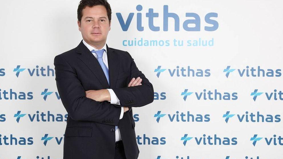 """Gallardo da la cara: """"Quiero hacer un gran grupo sanitario con Vithas y Nisa"""