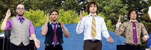 OK Go regresa con otro vídeo para batir records en Youtube
