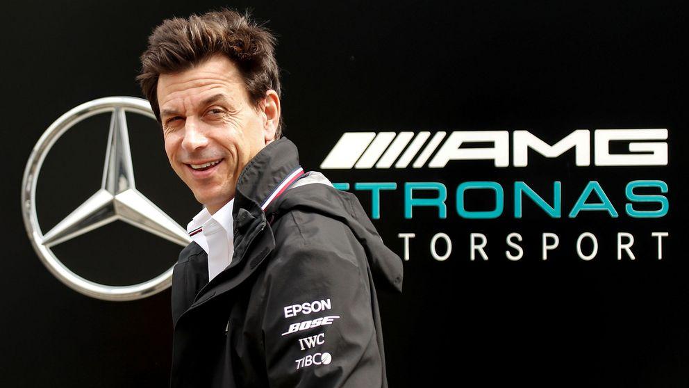 Cuando el río suena, agua lleva: por qué Toto Wolff pisa ya en dos equipos de F1