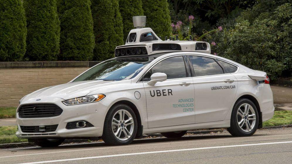 Foto: Los vehículos autónomos de Uber ya operan en Pittsburgh. (EFE)