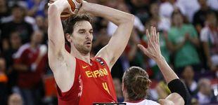 Post de Pau Gasol agranda su leyenda: máximo anotador de la historia del EuroBasket