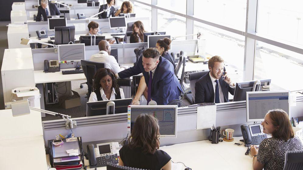 Foto: Tu jefe no es buena persona, solo un frustrado. (iStock)