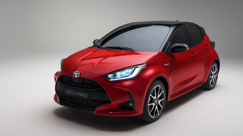 El nuevo Yaris y el RAV4 enchufable, pero sobre todo el prototipo del todocamino del segmento B, era lo importante para Toyota.