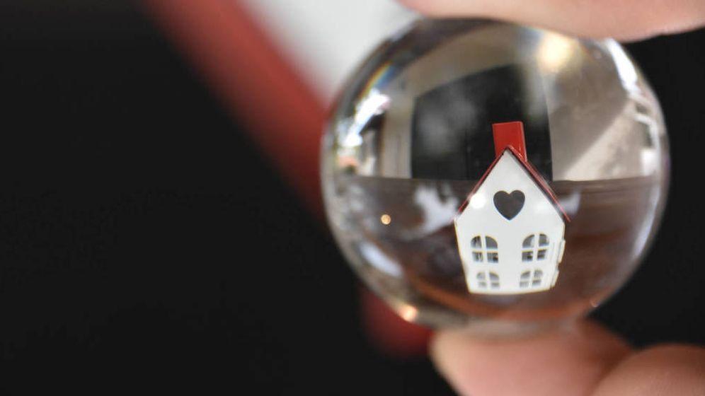 Foto: Los pisos de segunda mano ya suben a ritmos del 'boom': casi un 8% en un año. (iStock)