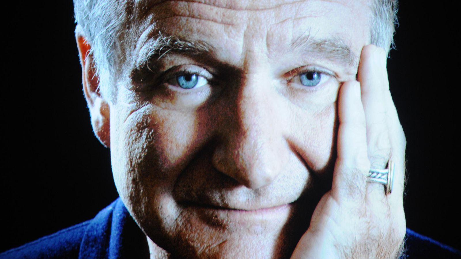 Foto: Robin Williams (Gtres)