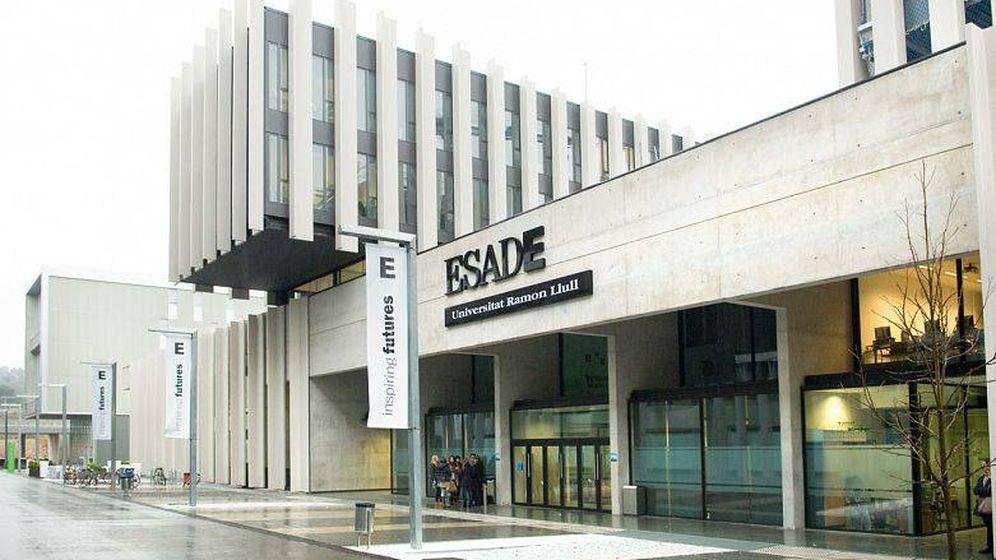 Foto: Sede de Esade en Barcelona.