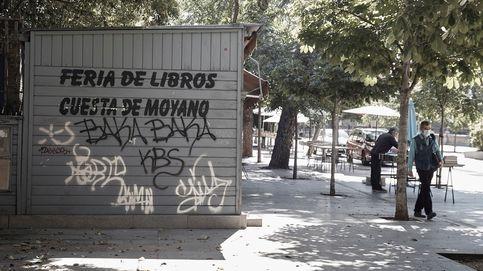 La Cuesta de Moyano se muere: Tenemos pérdidas de más del 50%