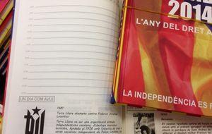 La agenda independentista del 2014 conmemora el atentado contra Jiménez Losantos