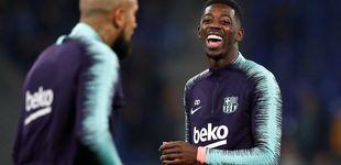 Post de Valverde ya no sabe qué hacer con Ousmane Dembélé y su problemático entorno