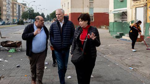 La ruta de la pobreza por España del relator de la ONU en imágenes