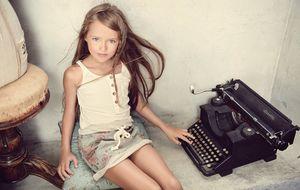 Pimenova, 'la niña más guapa del mundo' desfilará en 080 Barcelona