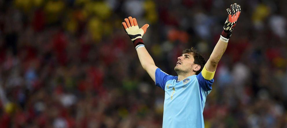 Foto: El futuro de Iker Casillas se desvelará en breve (Reuters)