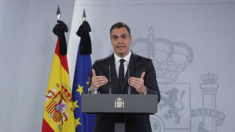 Rueda de prensa de Pedro Sánchez tras la reunión con los presidentes autonómicos
