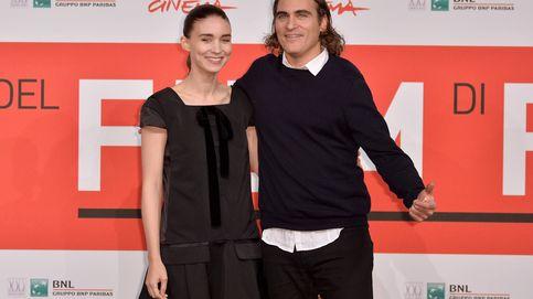 Rooney Mara y Joaquin Phoenix esperan su primer hijo juntos