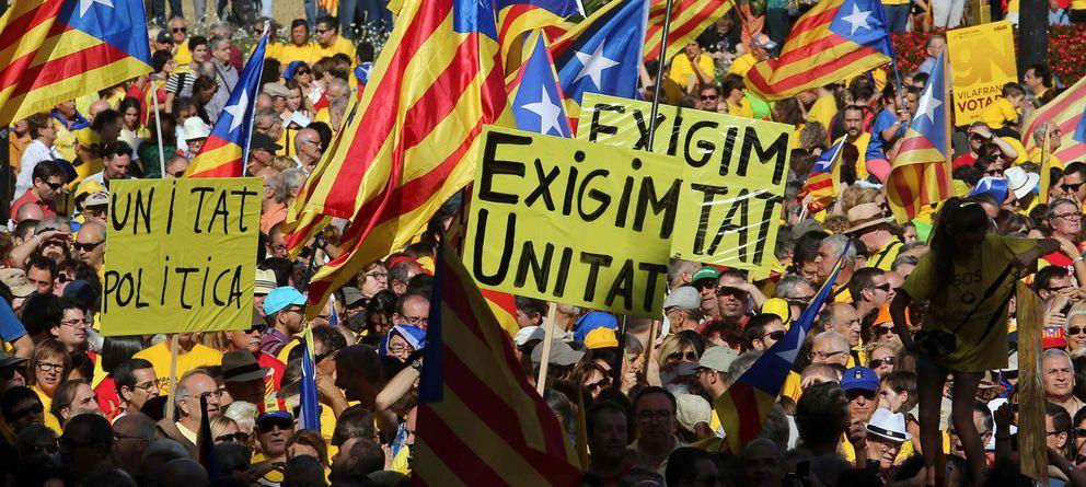 Foto: Resacón en Barcelona tras la macrofiesta del 9-25N