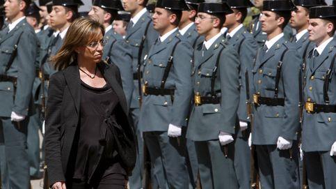 Fotos de Carme Chacón: la vida de la primera mujer en ocuparse de Defensa