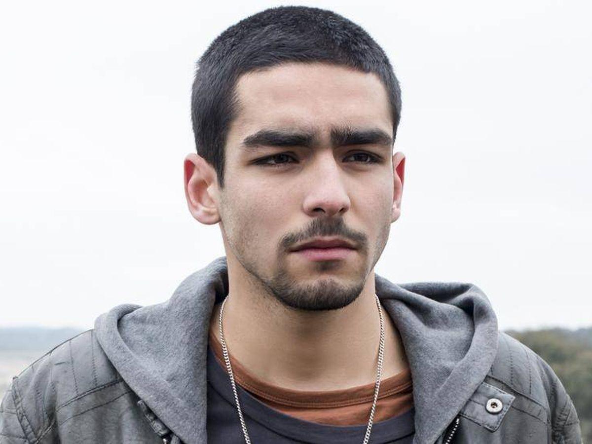 Foto: Omar Ayuso, actor en 'Élite'. (Netflix)