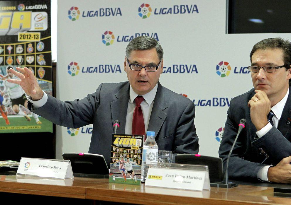 Foto: Francisco Roca, el elegido por Miguel Cardenal para la presidencia de la ACB.