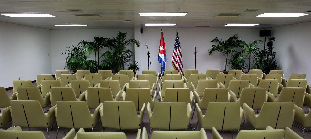 Todo listo en La Habana para iniciar el diálogo diplomático de alto nivel con EEUU