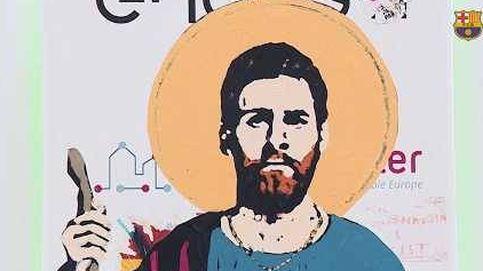 Tras ser el 'messías'… ahora también es 'santo'