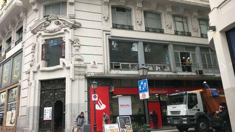 Las obras del nuevo hotel de Cristiano, la 'pesadilla' del tráfico en la Gran Vía