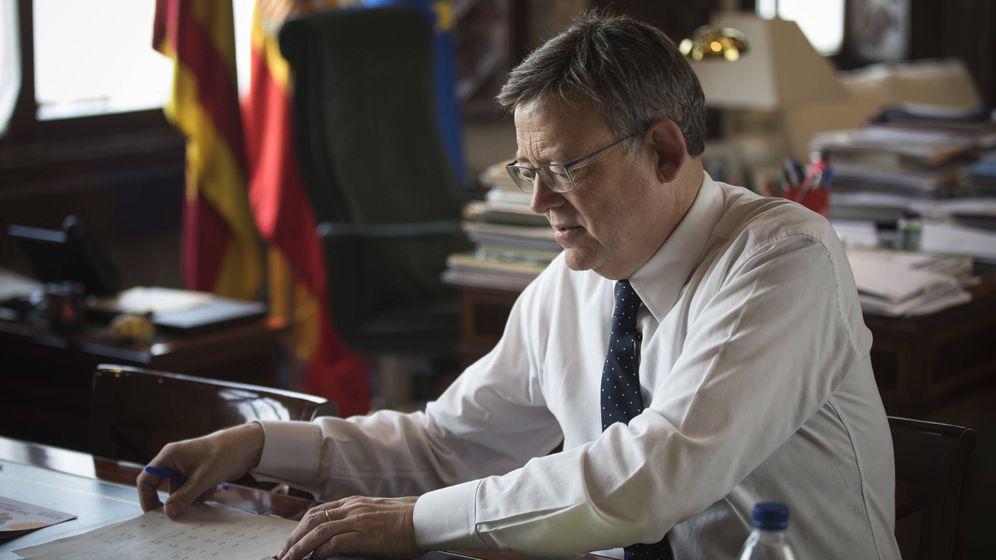 Foto: Ximo Puig, presidente de la Generalitat valenciana. (Miguel Lorenzo)