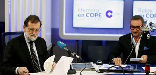 Post de Carlos Herrera renueva con la COPE tras pactar menos horas en directo
