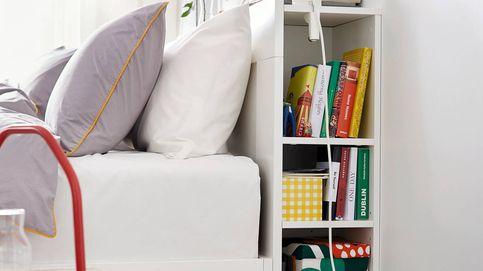 Ikea baja el precio de la estructura de cama ideal para dormitorios pequeños