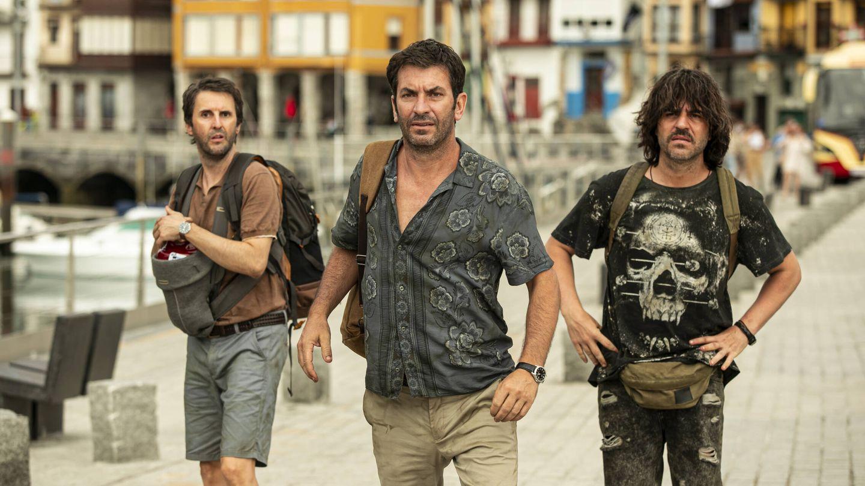 Julián López, Arturo Valls y Ernesto Sevilla protagonizan 'Descarrilados'