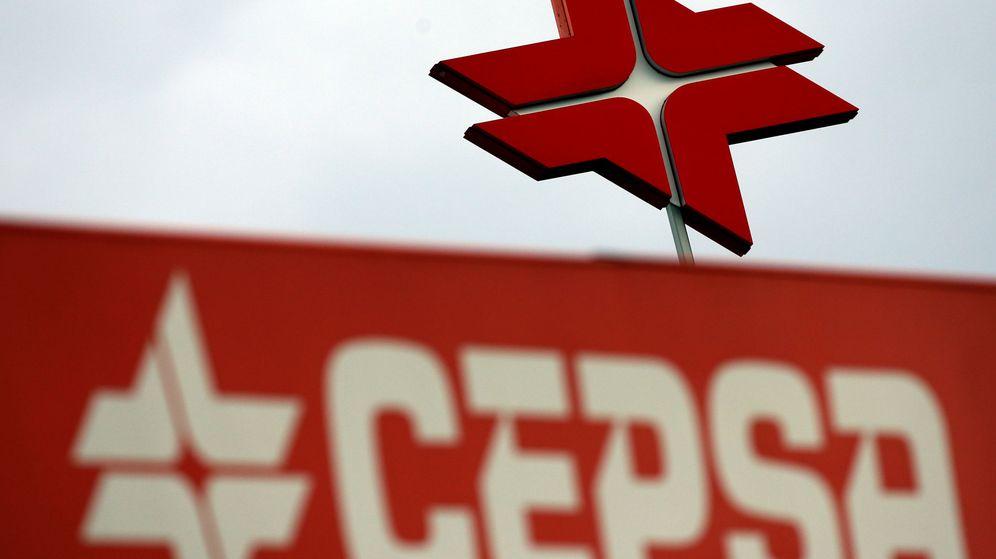 Foto: Logo de Cepsa. (Reuters)