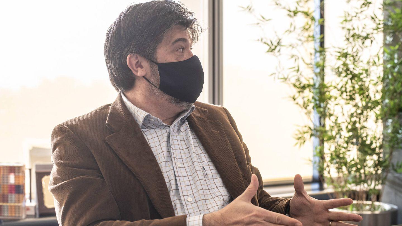 Rodrigo de Salas, director de Comunicación, Identidad Corporativa y Negocio Responsable de Leroy Merlin.