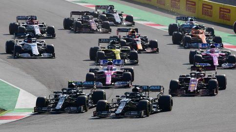 ¿Parrillas invertidas en 2021? La F1 quiere espectáculo y complicar la vida a Mercedes