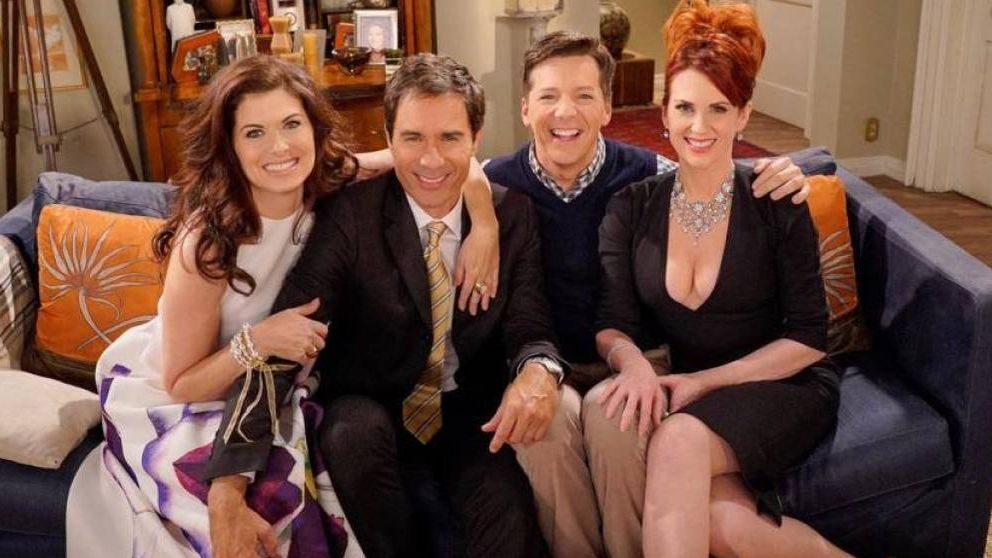 Debra Messing desmiente el regreso de 'Will & Grace' (NBC)