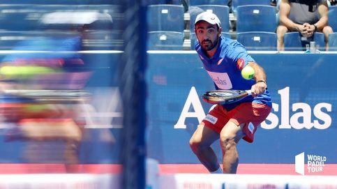 Así fue el debut de las parejas favoritas en el Jaén Open de pádel