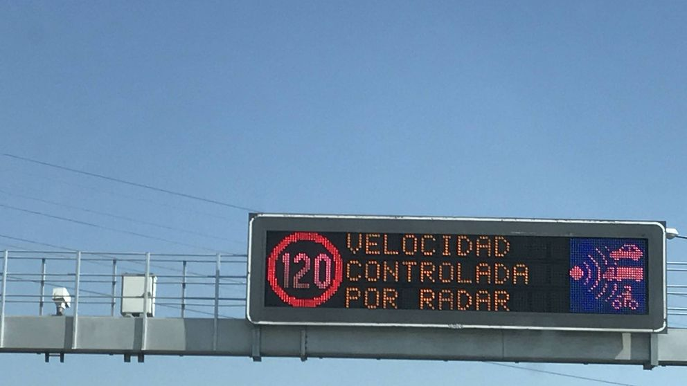 Estos son los 50 radares de la  DGT que más multas ponen en España