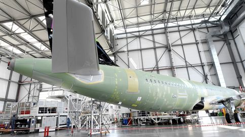 Jaque a la aeronáutica española: Airbus baraja recortar el 40% su avión estrella