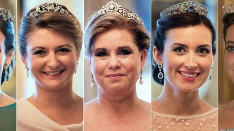 Las damas de Luxemburgo tiran la casa por la ventana con joyas históricas