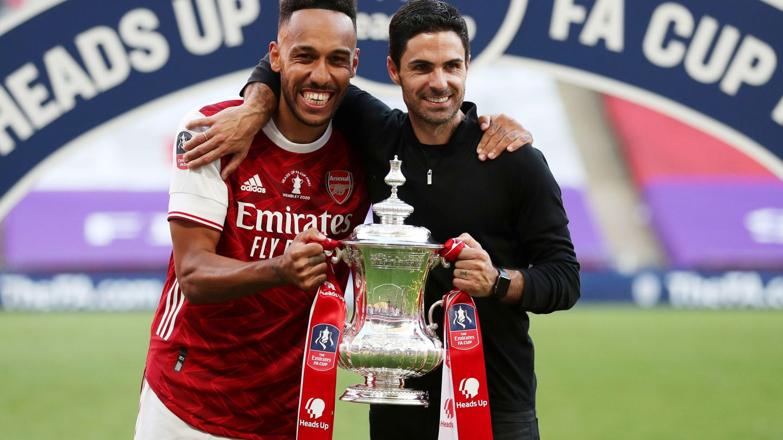 Arsenal, último campeón de la FA Cup. (Reuters)