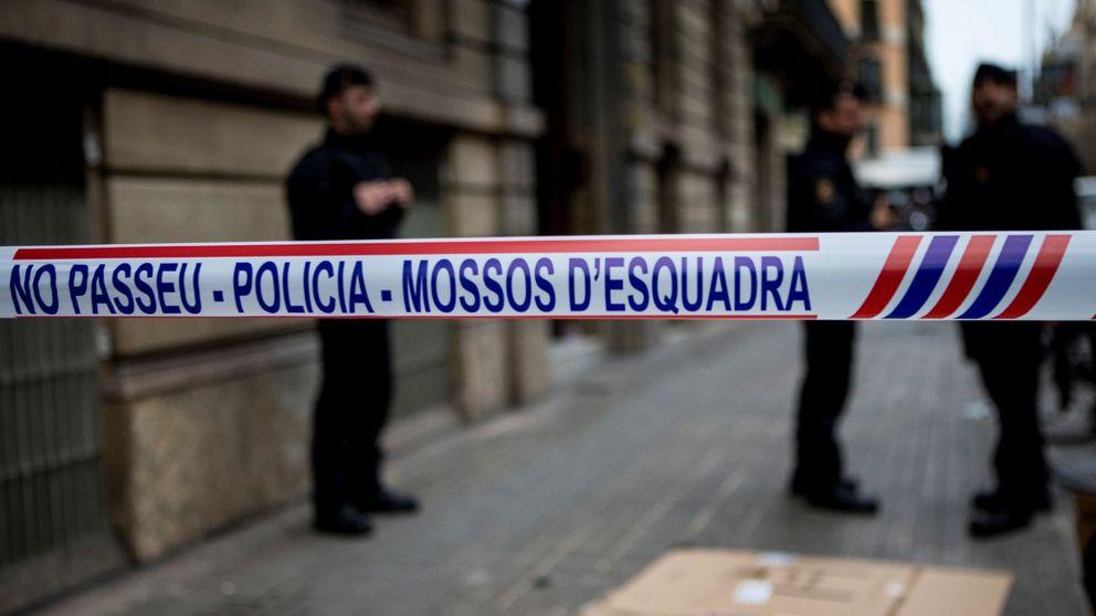 Dos tiroteos en plena calle en Barcelona dejan dos heridos graves