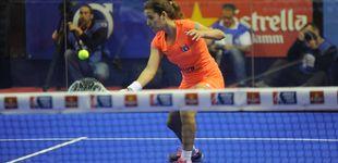 Post de La savia nueva del pádel femenino brilla en el Santander Open