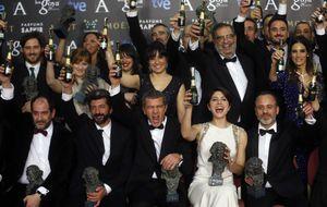'La isla mínima' vence y Dani Rovira se queda con los Goya