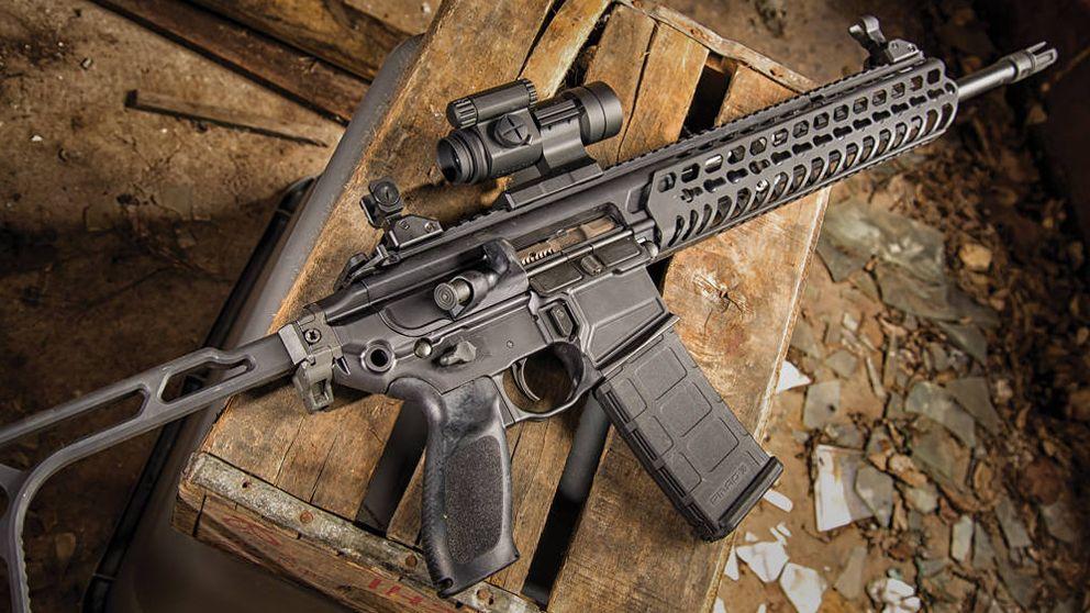 Sig Sauer MCX, el polémico fusil utilizado en la masacre de Orlando