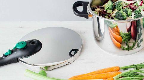 Las mejores ollas exprés para cocinas rápidas muy cómodas de usar