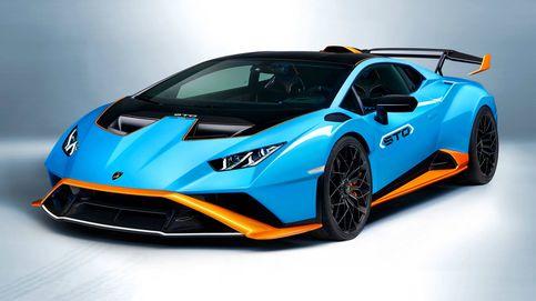 Lamborghini Huracán STO, del circuito a la carretera