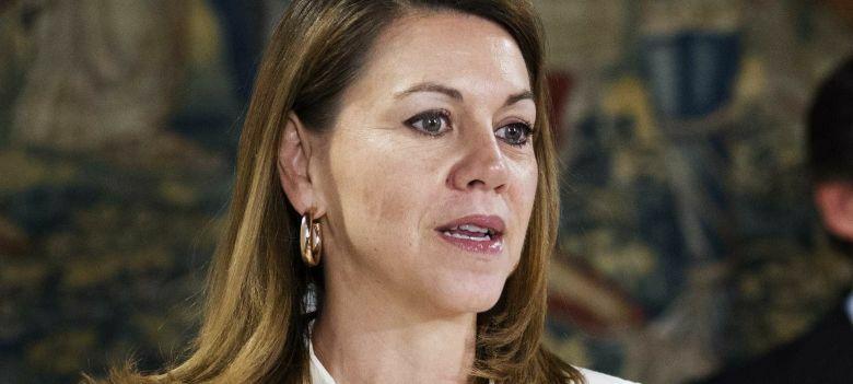 María Dolores de Cospedal. (EFE)