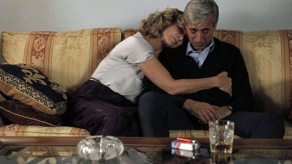 Foto: Ana Duato e Imanol Arias, en una escena de 'Cuéntame'.